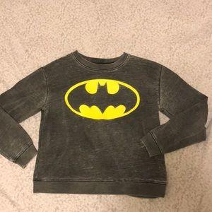 Super Soft Batman Sweatshirt. Sz medium